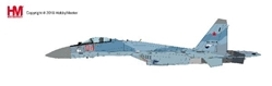 Su-35 Flanker E Russian Air Force, Akhtubinsk, 2012 (1:72) - Preorder item, order now for future delivery, Hobby Master Diecast Airplanes Item Number HA5705