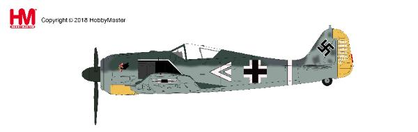 FW 190A-4 Hauptmann Egon Mayer, Cruppenkommandeur III./JG 2, Cherbourg-Theville, Feb 1943 (1:48) - Preorder item, order now for future delivery