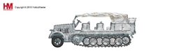 Sd. Kfz.7 8-Ton Half Track (1:72) - Preorder item, order now for future delivery, Hobby Master Diecast Military Armor Item Number HG5006