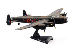 "RAAF Avro Lancaster ""G For George"" (1:1500) by Postage Stamp Diecast Planes item number: MP5333-1"