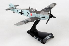 BF109 Adolf Galland (1:87) by Postage Stamp Diecast Planes item number: PS5336-5