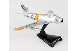 "F-86 Sabre ""Mig Mad Marine"" John Glenn (1:110) by Postage Stamp Diecast Planes item number: PS5361-3"