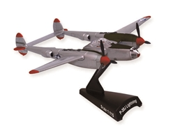 "P-38K ""Marge"" Maj. Richard Bong (1:115) by Postage Stamp Diecast Planes item number: MP5362-3"