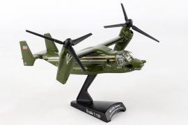 "MV-22 Osprey ""Presidential Livery"" HMX-1 (1:150) by Postage Stamp Diecast Planes item number: PS5378-2"