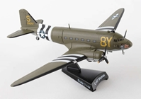 "C-47 Skytrain ""Stoy Hora"" USAAF (1:144) by Postage Stamp Diecast Planes item number: MP5558-2"