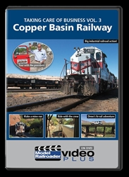 Copper Basin Rail TCB v3 DVD by Kalmbach HobbyStore Item Number: KAL15351