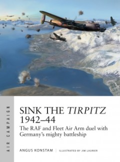 Sink the Tirpitz 1942-44, The RAF and Fleet Air Arm Duel with Germanys Mighty Battleship