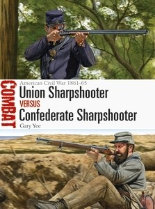 UNION SHRPSHTR VS CONF 1861-65 by Osprey Publishing item number: OSPCBT41