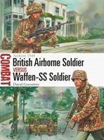 British Airbrne Soldier vs Waf by Osprey Publishing item number: OSPCBT42