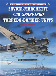 Savoia-Marchetti S/79 Sparvier, Osprey Publishing, Item Number OSPCOM106