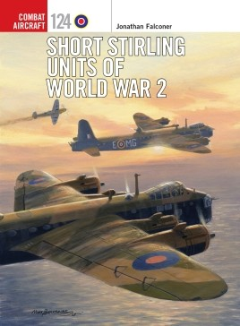 Short Stirling Units of WWII, Osprey Publishing Item Number OSPCOM124