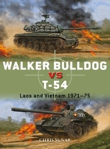 Walker Bulldog vs T-54, Loas and Vietnam 1971-75