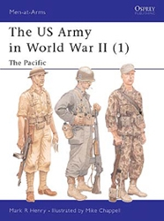 The Us Army In World War II (1):The Pacific, Osprey Publishing Item Number OSPMAA342