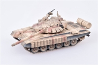 T-72BM Main Battle Tank with Kontakt-1 ERA Aleppo, 2016 (1:72), ModelCollect Item Number AS72054