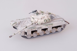 T-64 Mod 1972 Main Battle Tank Winter Camouflage, Soviet Army, 1970s (1:72), ModelCollect Item Number AS72065