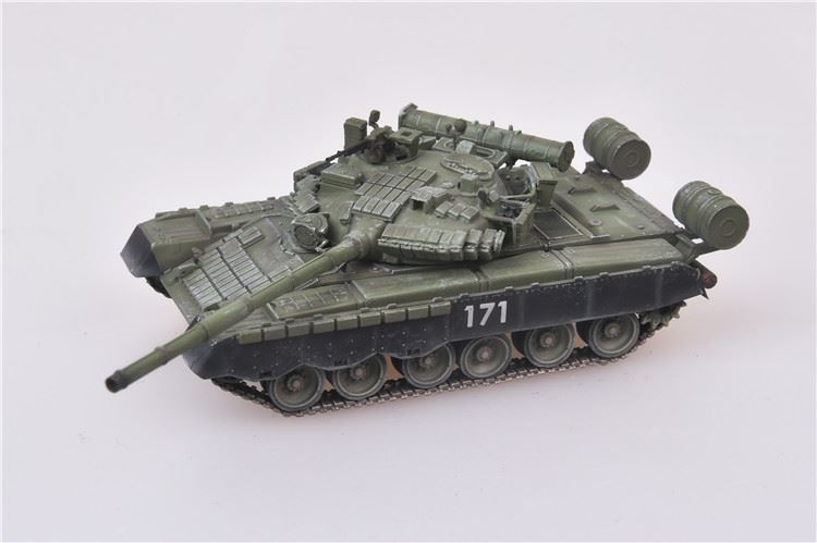 T-80BV Main Battle Tank Russian Army, First Chechen War (1:72)