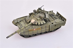 T-72B3 Main Battle Tank Russian Army, Victory Day Parade, Moscow, 2017 (1:72), ModelCollect Item Number AS72084