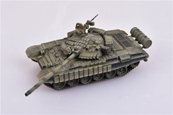 T-72AV Main Battle Tank 1:72 Kit Soviet Army, 1980s (1:72), ModelCollect Item Number AS72089