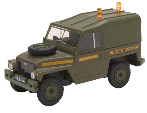 "Land Rover 1/2-Ton ""Lightweight"", Royal Air Force (1:43 O Scale) by Oxford Diecast Military Vehicles"