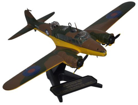 Avro Anson Mk.I, No. 9 Service Flying Training School, 1939 (1:72)