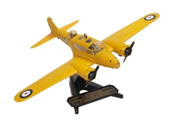 Avro Anson Mk, No.6013 AA No.1 SFTS RCAF (1:72), Oxford Diecast 1:72 Scale Models Item Number 72AA006