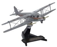 de Havilland DH.89 Dragon Rapide - Railway Air Services, G-ACPP (1:72), Oxford Diecast 1:72 Scale Models, Item Number 72DR006