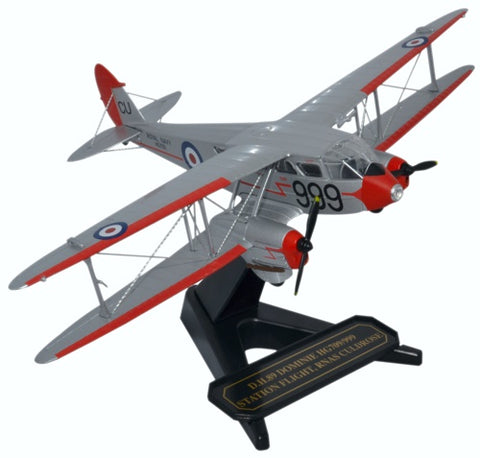 de Havilland Dominie, HG709, British Royal Navy, RNAS Culdrose by Oxford Diecast 1:72 Scale Models Item Number: 72DR014
