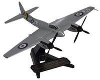 de Havilland DH.103 Sea Hornet F.Mk.3, National Air Races, Elmdon, 1949 (1:72), Oxford Diecast 1:72 Scale Models, 72HOR005
