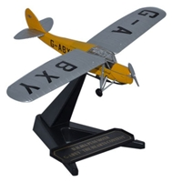 "de Havilland DH.80 Puss Moth, ""The Heart's Content,"" G-ABXY (1:72), Oxford Diecast 1:72 Scale Models Item Number 72PM005"