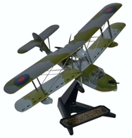Supermarine Walrus, No. 276 Squadron, Royal Air Force, World War II, Oxford Diecast 1:72 Scale Models Item Number 72SW002