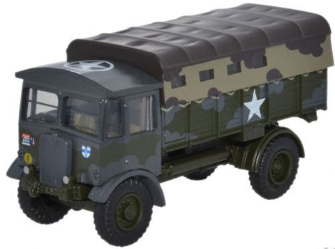 AEC Matador Artillery Tractor, 2nd Battallion, Gordon Highlanders, British Army, World War II (1:76 OO Scale) by Oxford Diecast Military Vehicles