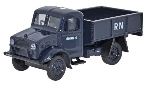 Bedford OX 1.5-Ton Truck, Royal Navy, World War II (1:76 OO Scale) by Oxford Diecast Military Vehicles