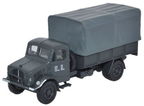 Bedford OY 3-Ton Truck, Luftwaffe, Eastern Front, World War II (1:76 OO Scale) by Oxford Diecast Military Vehicles
