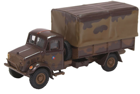 Bedford OYD, 15th (Scottish) Infantry Division, British Army, 1943 (1:76 OO Scale) by Oxford Diecast Military Vehicles
