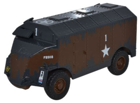 "AEC ""Dorchester"" Armoured Command Vehicle, 1st Polish Armoured Division, Northwest Europe, 1945 (1:76 OO Scale) by Oxford Diecast Military Vehicles"