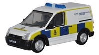 Ford Transit Connect, Royal Air Force Police Dog Unit (1:76 OO Scale) by Oxford Diecast Military Vehicles