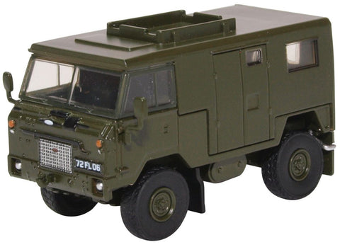 "Land Rover 101 Forward Control ""Vampire"" Signals Truck, NATO Green (1:76 OO Scale) by Oxford Diecast Military Vehicles"