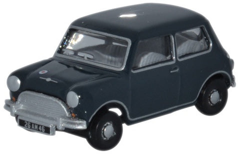 Austin Mini, Royal Air Force (1:76 OO Scale) by Oxford Diecast Military Vehicles