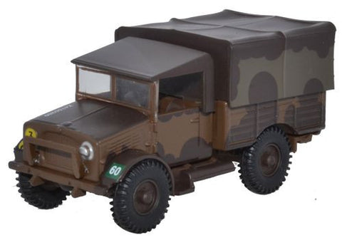 Bedford MWD, 3rd Battalion Grenadier Guards, British Army, World War II (1:76 OO Scale) by Oxford Diecast Military Vehicles