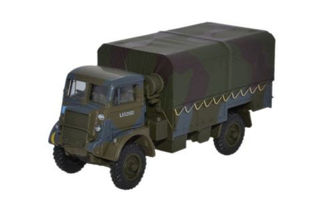 Bedford QLD, 1st Armoured Division, British Army, 1941 (1:76 OO Scale) by Oxford Diecast Military Vehicles