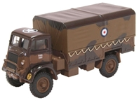 Bedford QLD, No. 84 Group, 2nd Tactical Air Force, Royal Air Force, 1944 (1:76 OO Scale) by Oxford Diecast Military Vehicles