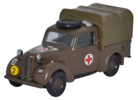 Austin Tilly, 1st Polish Army Division, World War II (1:76 OO Scale) by Oxford Diecast Military Vehicles