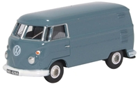 Volkswagen T1 Van - Dove Blue 1950-1975 by Oxford Diecast Item Number: 76VWS003