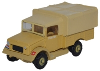 Bedford MWD, British Army Royal Artillery (1:148 N Scale) by Oxford Diecast Military Vehicles