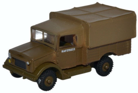 Bedford MWD, Royal Air Force (1:148 N Scale) by Oxford Diecast Military Vehicles