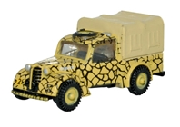 Austin Tilly, Light Anti-Aircraft Brigade, British Army, Malta, 1942 (1:148 N Scale) by Oxford Diecast Military Vehicles