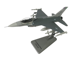 "F-16 Fighting Falcon, ""Triple Jastreb-Killer,"" 526th FS, USAF, Bosnia, 1994 (1:100) New Tooling, Air Force 1 Diecast Item Number AF1-0142"