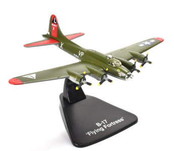 Boeing B-17G Flying Fortress 533rd BS, 381st BG, 8th AF (USAAF/Commemorative Air Force) (1:144) , Atlas Editions Item Number ATL-4646-105