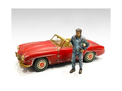 Auto Mechanic Tim Figurine for 1/18