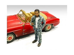 Auto Mechanic Hangover Tom Figurine for 1/18